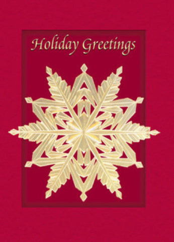 Holiday Greetings - Carole Joy Christmas Cards by Carole Joy Creations - Beloved Gift Shop