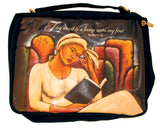 Deep In Thought Bible Cover by African American Expressions - Beloved Gift Shop