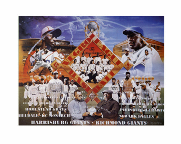 Negro League Baseball | Edward Clay Wright