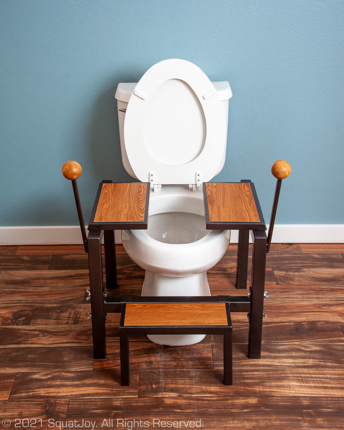 SquatJoy - Full Squat toilet