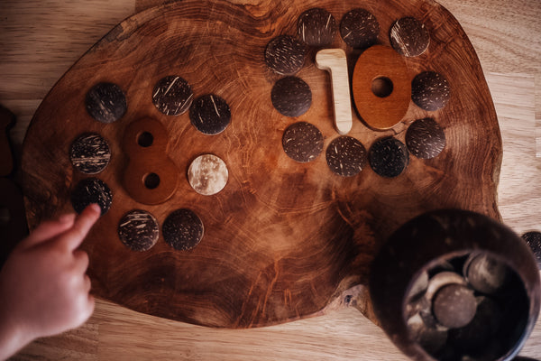 Coco counting coins