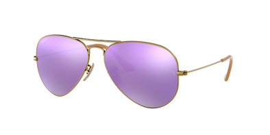 Ray-Ban - RB3025 AVIATOR FLASH LENSES