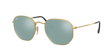 Ray-Ban - RB3548N HEXAGONAL FLAT LENSES