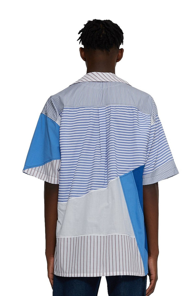 Patrick short sleeve cotton shirt