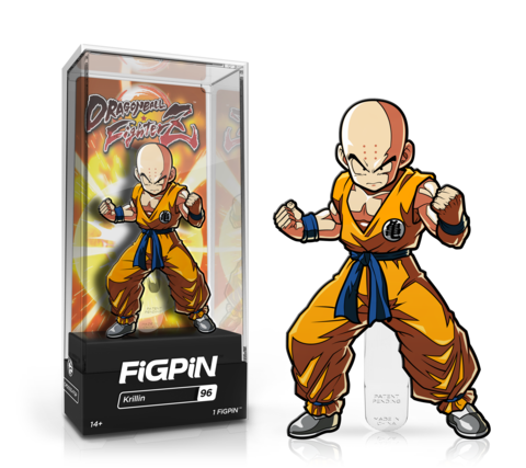FiGPiN Fighter Z Krillin