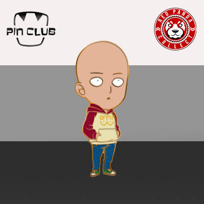 Pin Club: One Punch Man - Oppai Pin