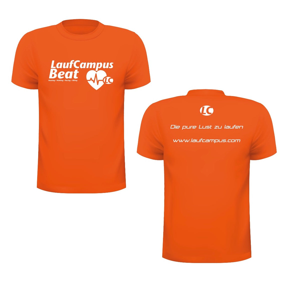 Laufcampus Beat-Shirt