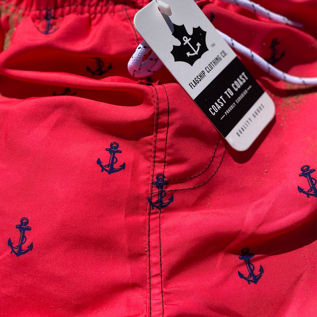 Anchor Swim Short