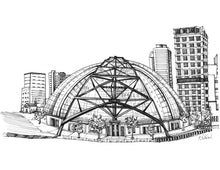 Load image into Gallery viewer, Civic Arena - Vintage Sports - Pittsburgh PA