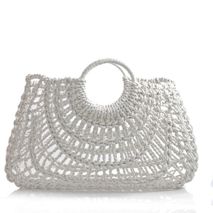 Audrey bag - white