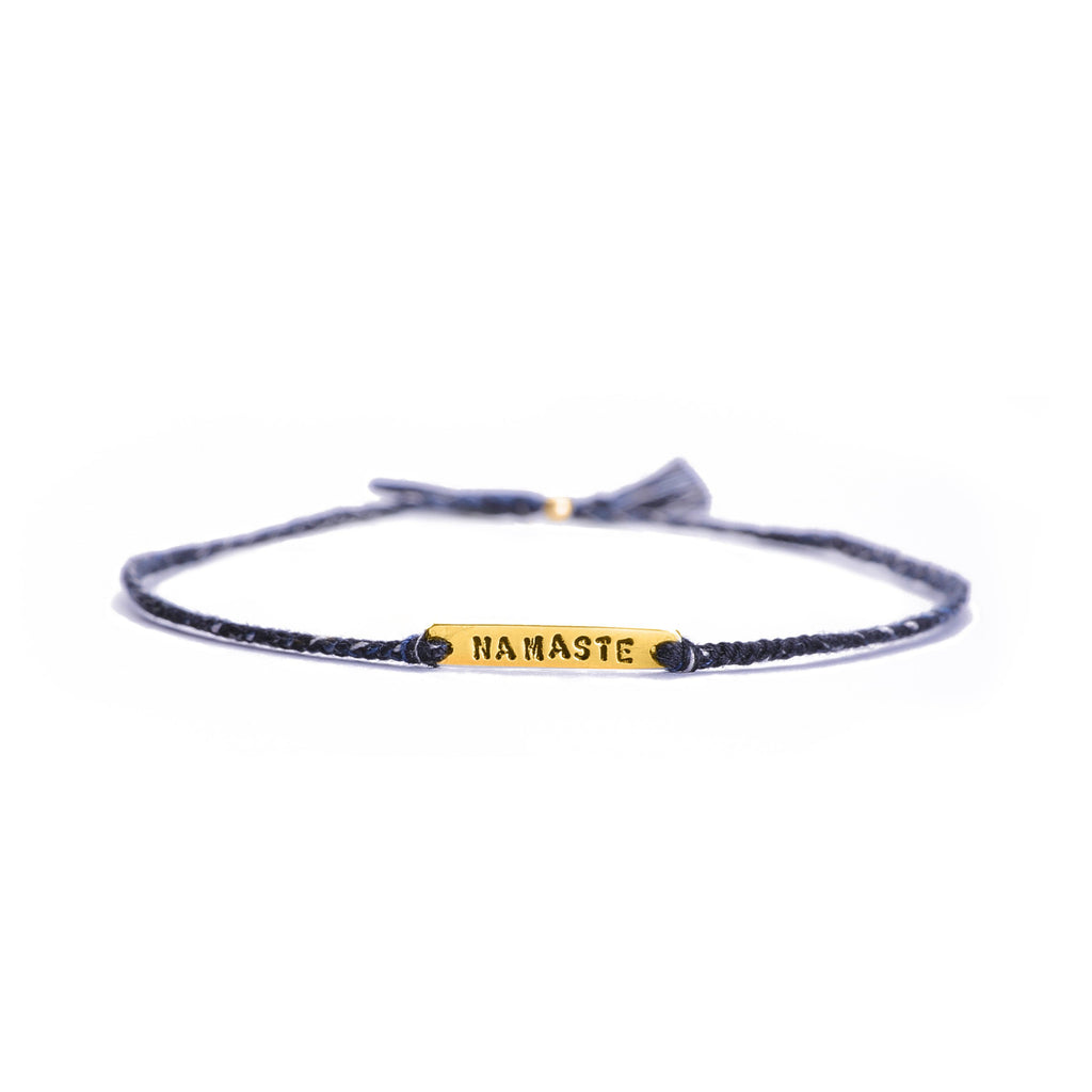 Namaste black mix gold from santai.no