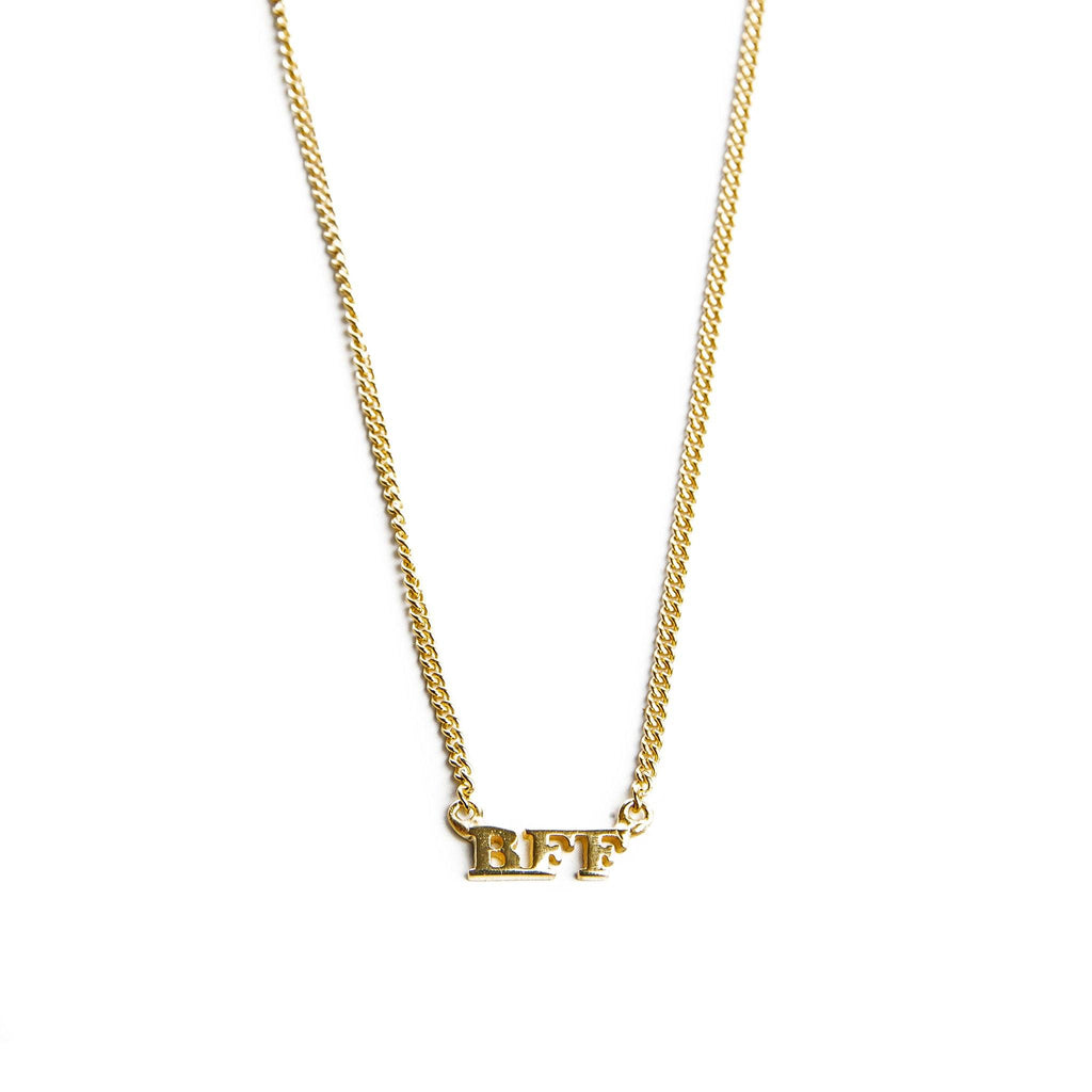 BFF necklace