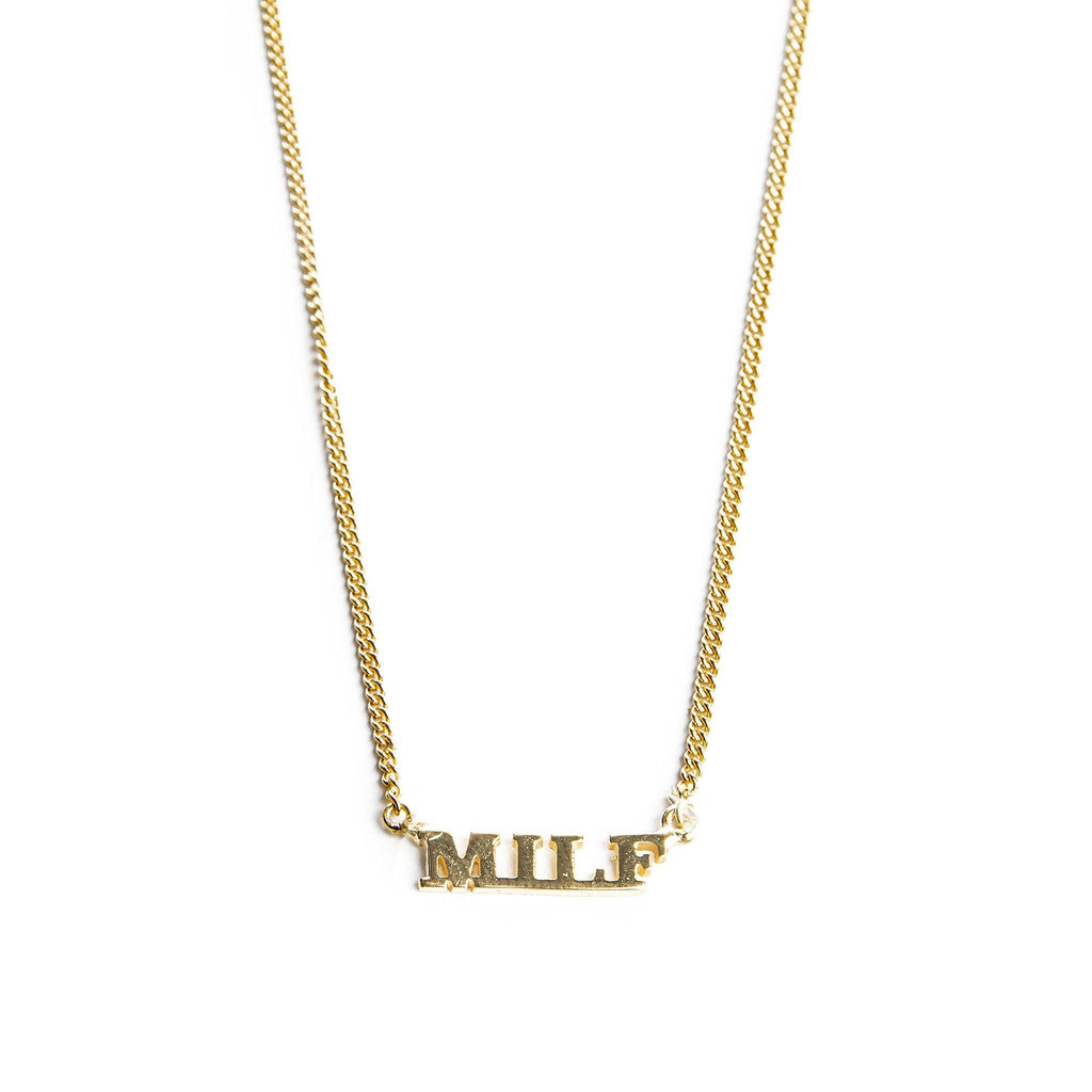 MILF necklace