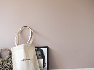 INTROVERT tote bag from Santai.no