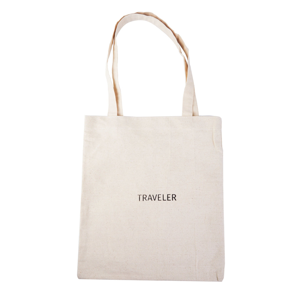 TRAVELER tote bag from Santai.no