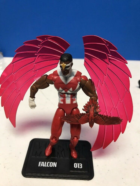 Marvel Universe Falcon 013 Loose Action Figure Complete