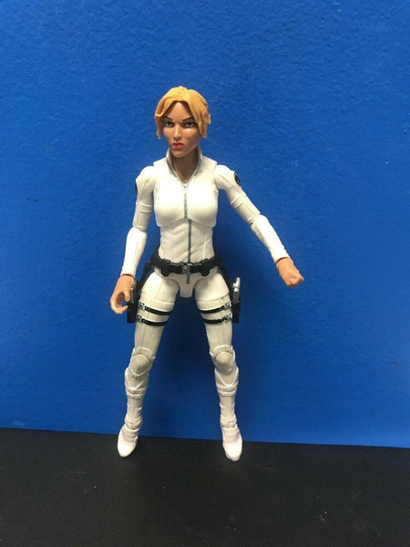 Marvel Legends Captain America Agent 13/ Sharon Carter loose figure NO BAF