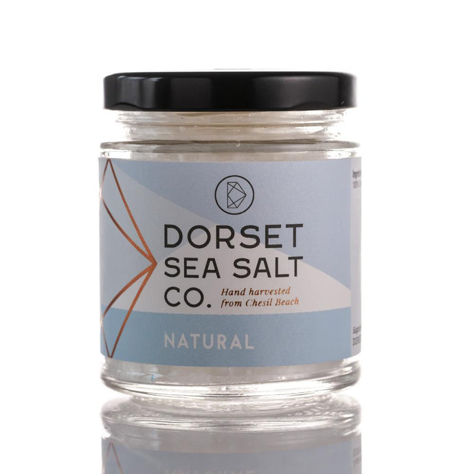 Doorstep REFILL Natural Dorset SEA SALT (125g)