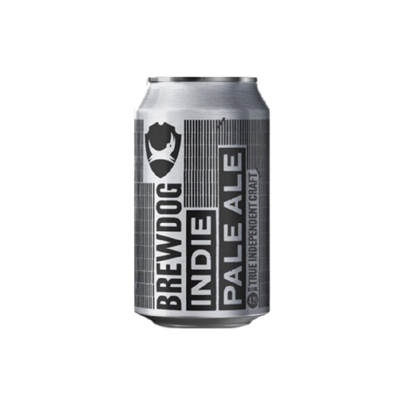 BREWDOG – INDIE PALE ALE – 33 Cl. (lattina)