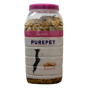 PUREPET MUTTON FLAVOR BISCUIT
