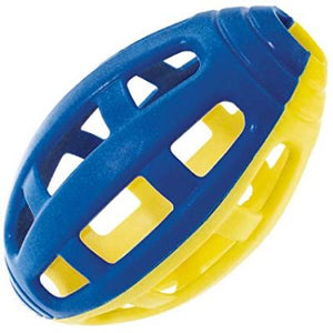 Petsport Tuff Rubber Flea Flicker Football
