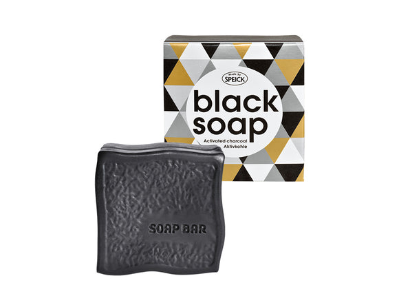 Black Soap - 100 gr -  Speick