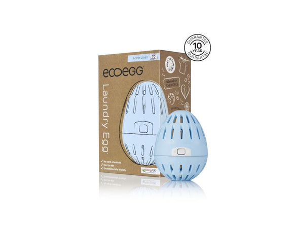 Eco Egg - 70 Washes - Fresh Linnen