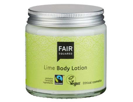 Body Lotion Lime- Fair Squared