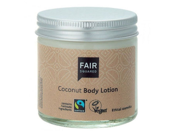 Body Lotion Coconut - Fair Squared