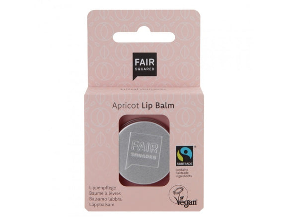 Lip Balm Sensitive Apricot 12gr. - Fair Squared