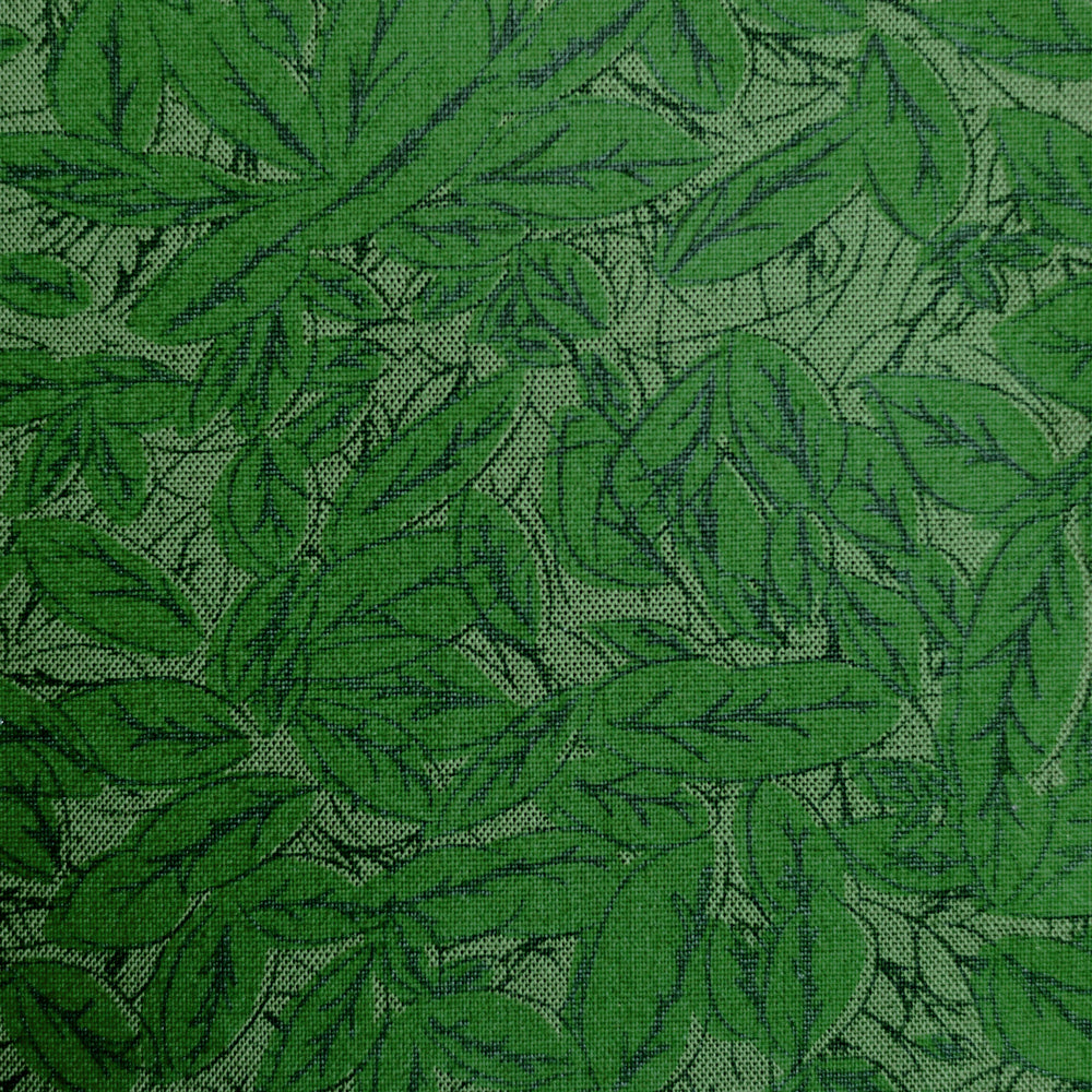 Green: Dark—Leaves