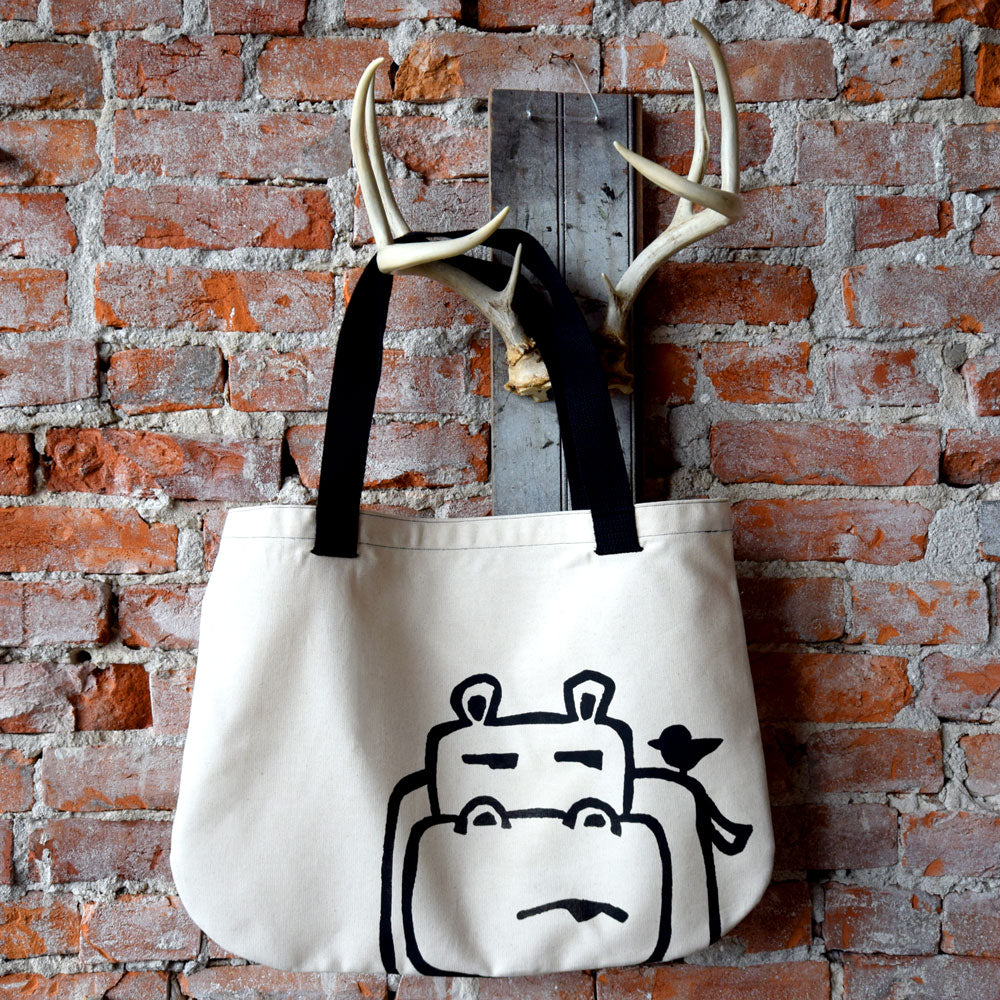 The Salty Hippo Carryall