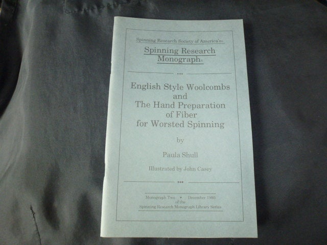 English Style Woolcombs