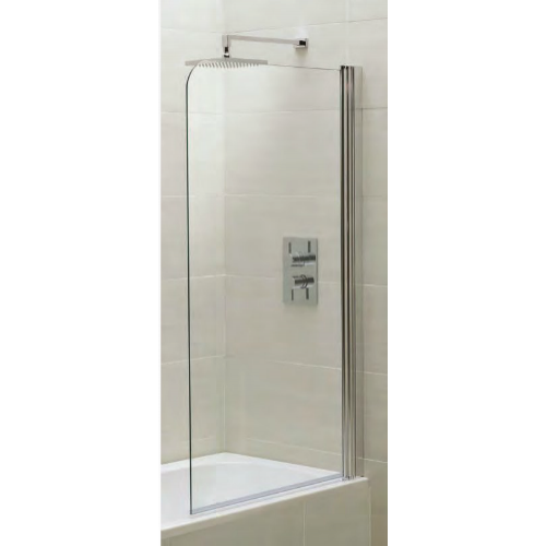 April Identiti2 single bath screen 1400 x 800mm