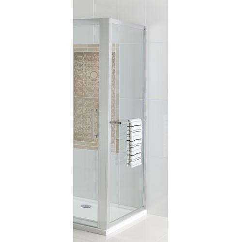 Cotswold Corniche Side Panel 900mm With Towel Rail