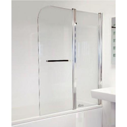 Citylux Double Folding Bath Screen