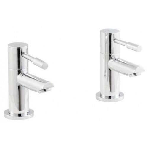 Premier by Ultra Finishing Premier Series 2 Basin Taps Chrome