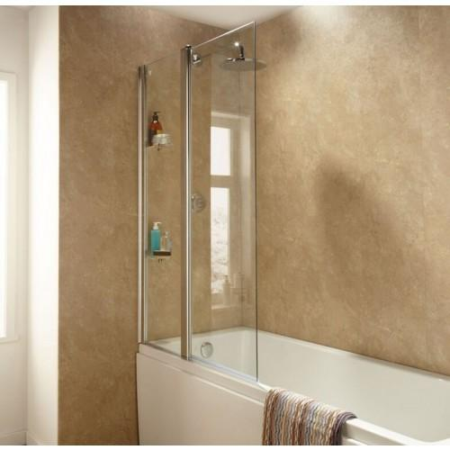 Sommer Extended Square Bath Screen