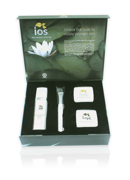 Irish Organic Skincare Age-Defying Face Mask Kit