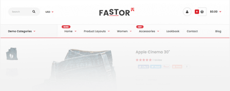 11 Product page layouts