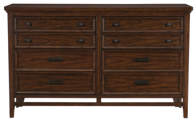 Homelegance Frazier Dresser in Dark Cherry 1649-5 image