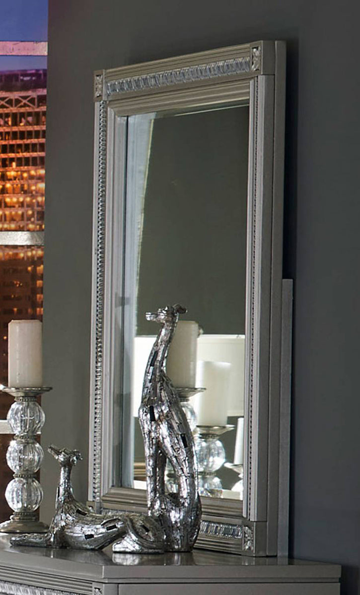 Homelegance Bevelle Mirror in Silver 1958-6 image