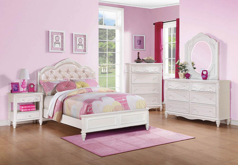 Caroline Twin Bed image