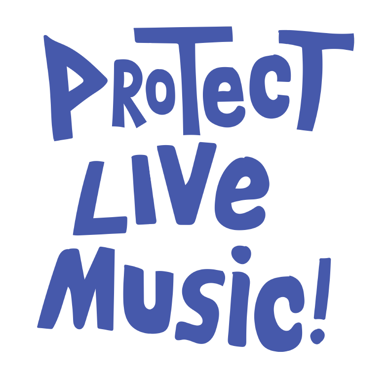 Protect Live Music Novelty Mask (2-Pack)