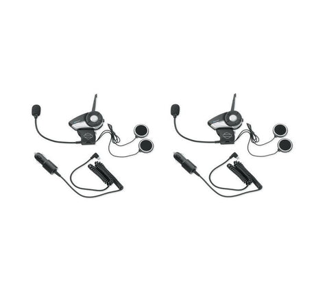 Boom! Audio 20S Bluetooth Helmet Dual Headset Pack