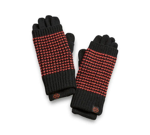 Women's 3-in-1 Knit Gloves