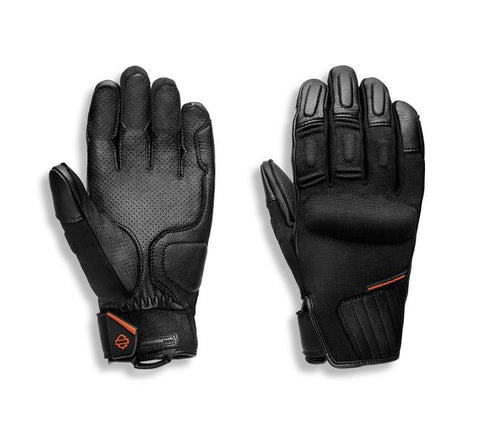 Men's H-D® Brawler Full Finger Glove