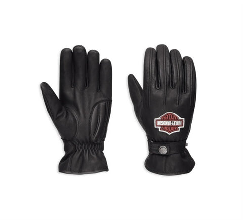 Harley-Davidson Enthusiast Leather Gloves