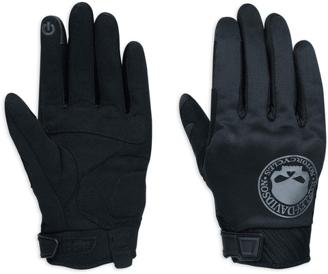 Men's Skull Soft Shell Gloves