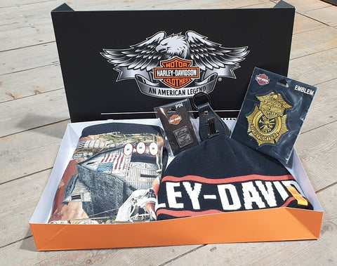 Harley-Davidson® Shirt Box